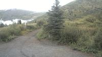Eagle River › North-East: Mt. Baldy Trailhead - Day time