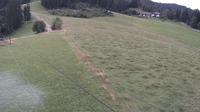 Hinterzarten: Ski lifts at ski center Thoma - Windeckkopf - Day time
