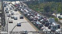 Old Toronto: Gardiner Expwy near Rees St - Actuales