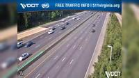 Clermont Woods: I- - MM - SB - At Exit , Eisenhower Ave Connector - Overdag