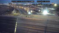 Tempe > East: I- EB . @Broadway - Day time