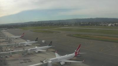 Tageslicht webcam ansicht von Adelaide › North East: Airport