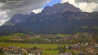 St. Johann in Tirol > North-West: Wilder Kaiser - Day time