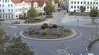 Rottenburg am Neckar: Webcam auf dem Eugen-Bolz-Platz - Actuales