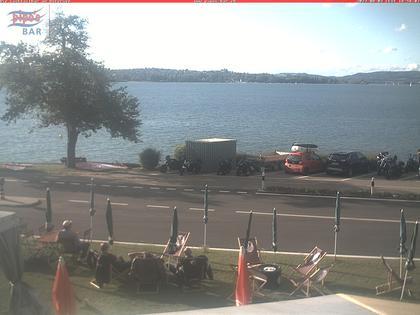Berlingen: pipo`s BAR am West Point in - am Untersee