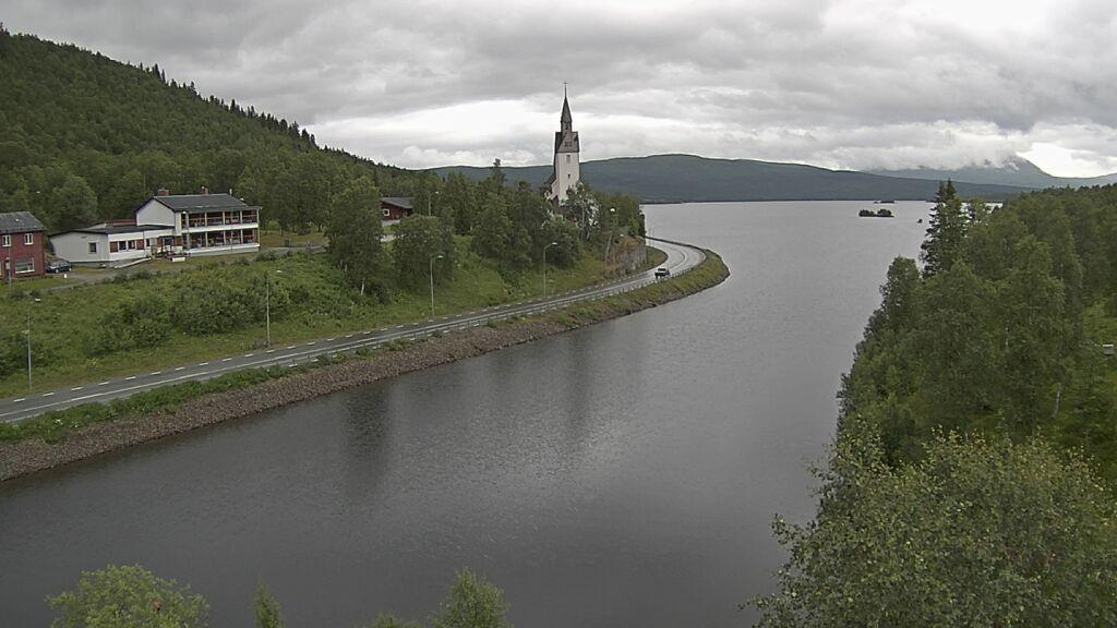 Webcam Tärnaby: Storuman