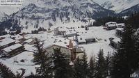 Lech > South: Hotel Burgwald, Oberlech am Arlberg - Overdag