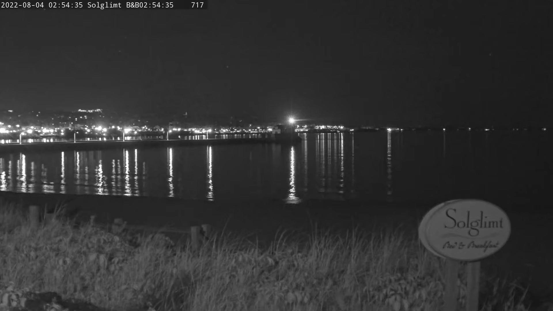 Webcam Duluth: Lake Superior from Solglimt