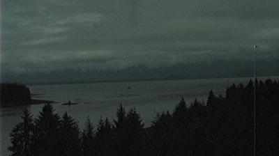 Vue webcam de jour à partir de Petersburg › South East: Alaska KFSK Community Radio Webcam
