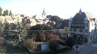Sighișoara: Piața Muzeului - Actual