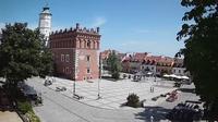 Sandomierz: Rynek w Sandomierzu - Dia