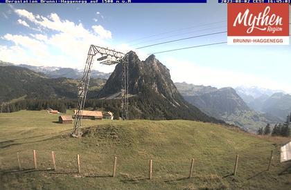 Brunni: Mythenregion - Einsiedeln (Bergstation) - Haggenegg