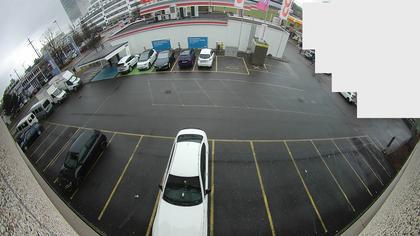 Risch-Rotkreuz: Webcam Rotkreuz Kreisel Coop Tankstelle