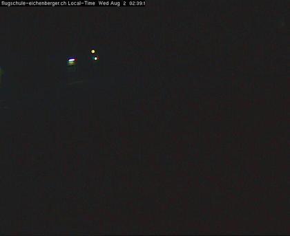 Buttwil: Flugplatz