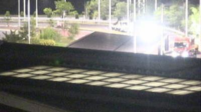 Webcam 天王洲: 殿町: 羽田空港国際線ビル駅(東京モノレール)