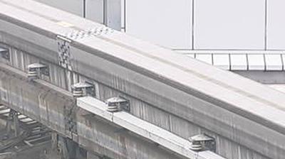Tageslicht webcam ansicht von 天王洲: 殿町: 羽田空港国際線ビル駅(東京モノレール)