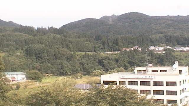 Webcam ふくしま: Fukushima − Yanaizu School