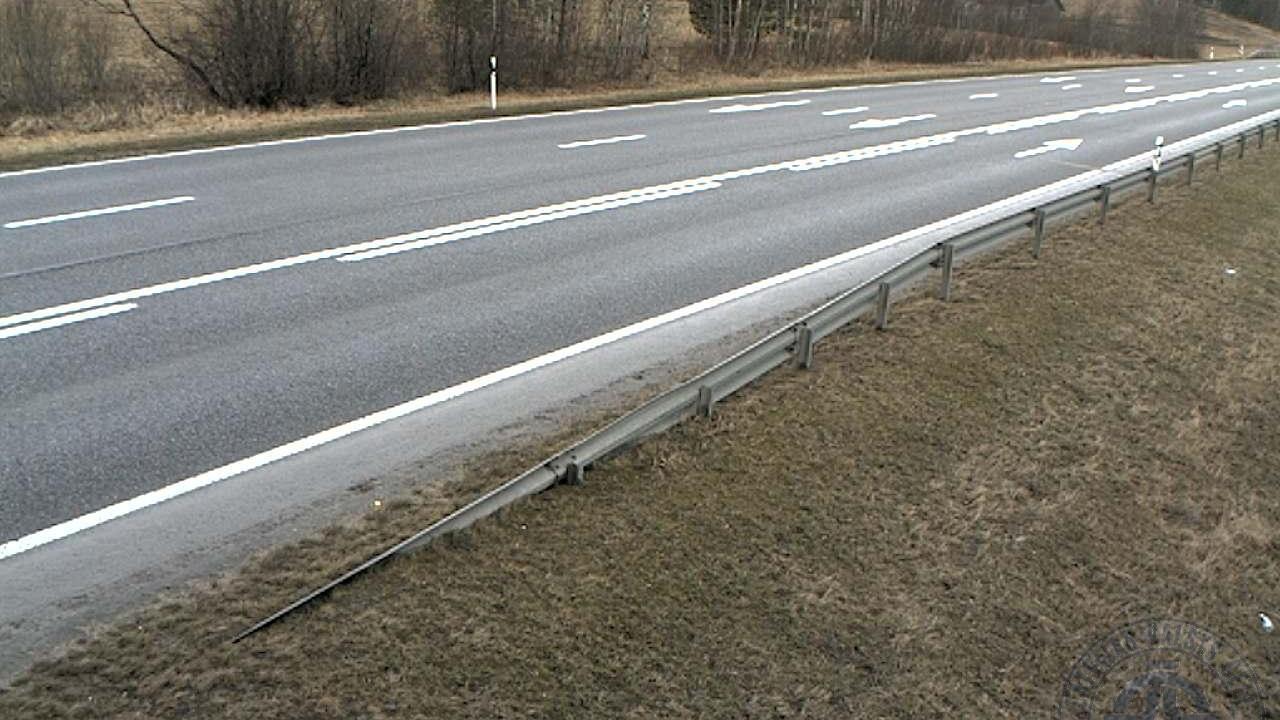 Webkamera Popsuiki: Ludza, A12 autoceļš 146km