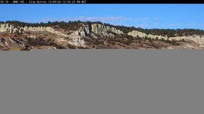 Webcam Hoover: SD-79 near Slim Buttes, SD (MM 185)