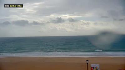Daylight webcam view from Praia da Luz: LiveHD°