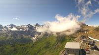Lauterbrunnen: Schilthorn - Jungfrau - M�nch - Eiger - Doldenhorn - Dia
