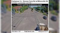 Wilsonville: Clackamas Co - Boones Ferry Rd at - Rd - Aktuell