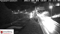 Stuben > West: Pass�rtunnel - Recent