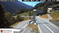 Stuben > West: Pass�rtunnel - Overdag