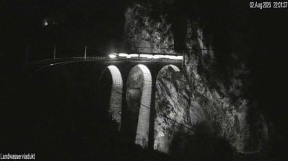 Bergün Filisur: Landwasser Viaduct
