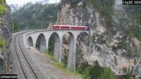 Bergun Filisur: Landwasser Viaduct - Dia