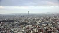 Bagnolet: Vue sur Paris - Current