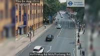 North Cheam: Holloway Rd Nth/Furlong Rd - Overdag