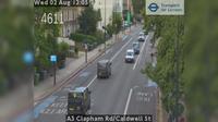 London: A Clapham Rd/Caldwell St - Overdag