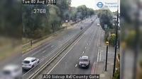 London Borough of Bexley: A Sidcup Rd/County Gate - Recent