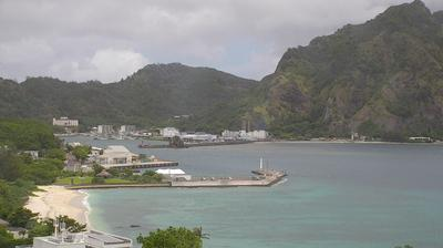 Daylight webcam view from Chichijima › West