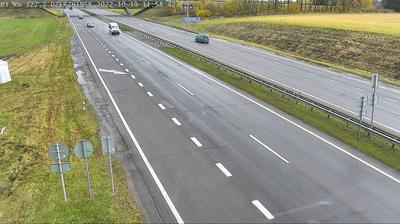 Daylight webcam view from Ryabinovka: Dzerzhinsk M1 322.2 km