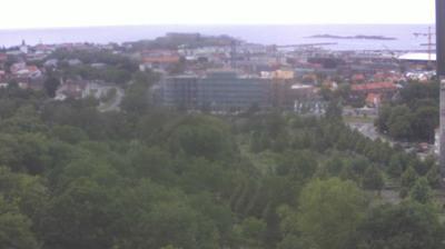 Vue webcam de jour à partir de Varberg › West: Varberg Fortress