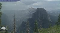 Yosemite Valley: Half Dome - Day time