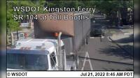 Kingston > North: WSF - SR  at Toll Booths - Current