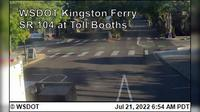 Kingston > North: WSF - SR  at Toll Booths - Recent