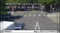 Kingston > North: WSF - SR  at Toll Booths - Dagtid