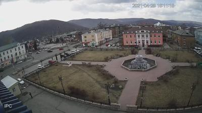 Слюдянка - Иркутская область, Россия: Слюдянка, центральная улица Ленина