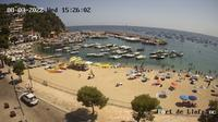 Sant Antoni › South-West: Port De Llafranc - Recent