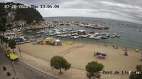 Sant Antoni › South-West: Port De Llafranc - Overdag