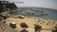 Sant Antoni > South-West: Port De Llafranc - Overdag
