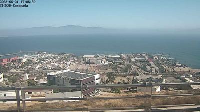 Thumbnail of Ensenada webcam at 11:15, Jul 31