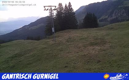 Rüeggisberg › Ost: Gurnigelpass
