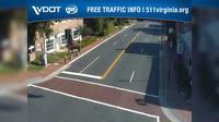 Fairfax: Chain Bridge Road @ Main Street - Day time