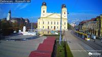 Belvaros: Debrecen - Kossuth t�r - Day time