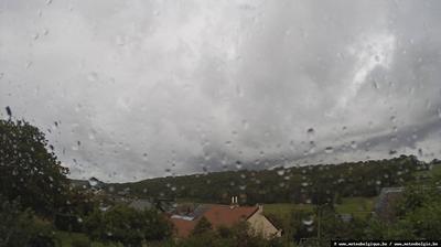 Daylight webcam view from Cerfontaine: Station météo de − Lacs de l'Eau d' Heure